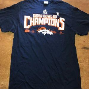 NEW Denver Broncos super bowl champion shirt
